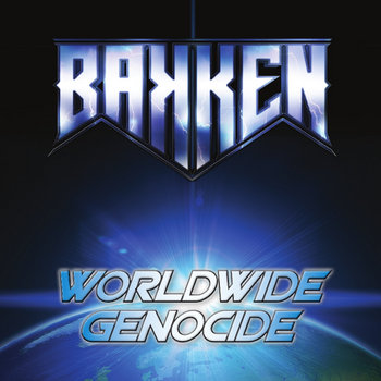 Worlwide Genocide (2014) cover art