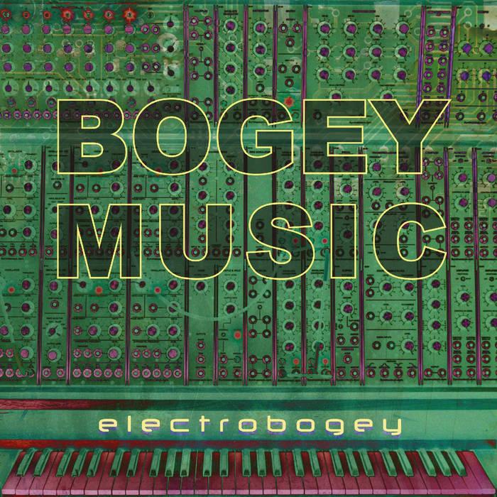 Electrobogey cover art
