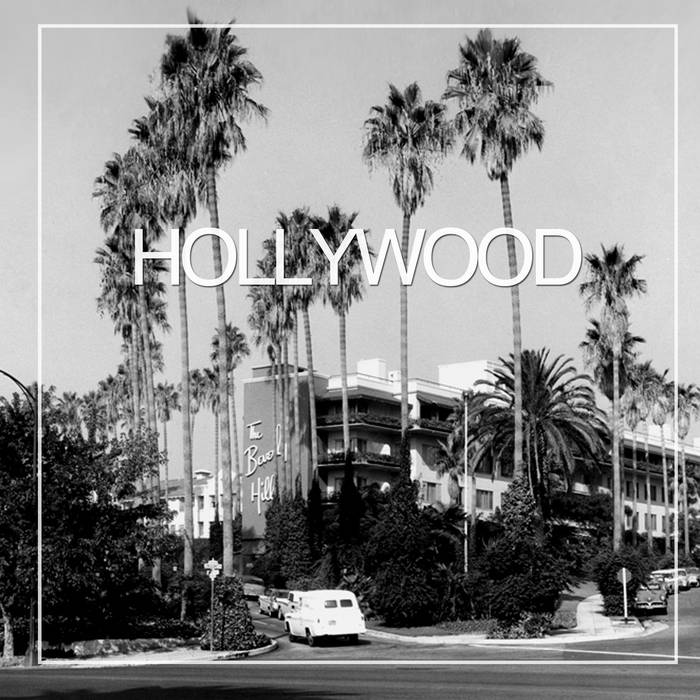 Hollywood cover art