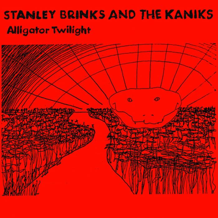 Alligator Twilight cover art