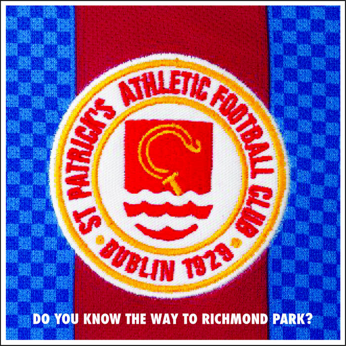 Do You Know The Way To Richmond Park? cover art