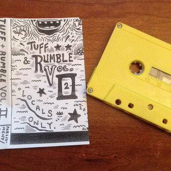 Tuff+Rumble Vol. 2 cover art