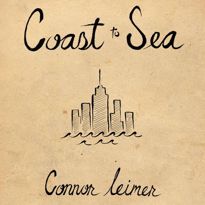 Coast To Sea EP cover art