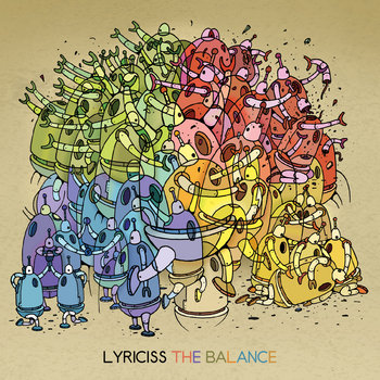 THE BALANCE cover art
