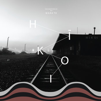 Hikoi the soundtrack cover art
