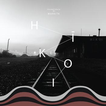Hikoi the soundtrack cover art