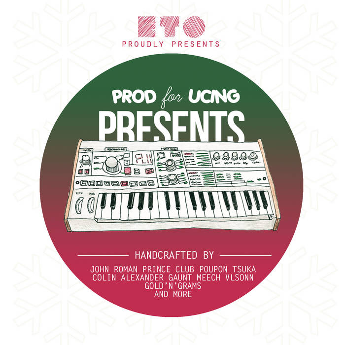 Producing For Presents 003 cover art