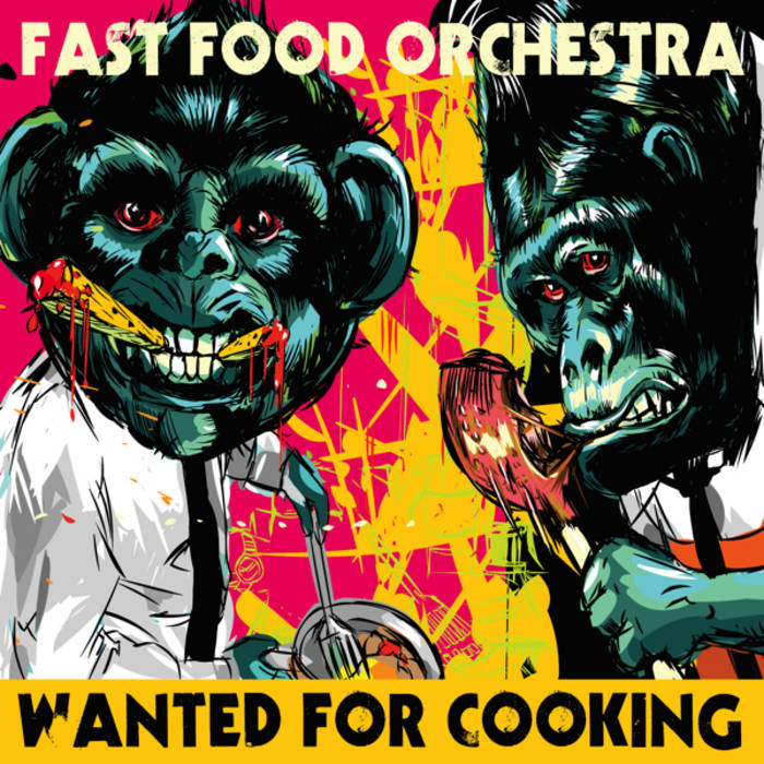 Wanted for Cooking cover art