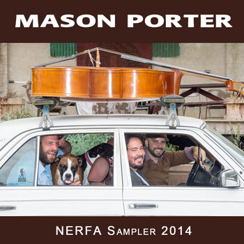 NERFA Sampler 2014 cover art