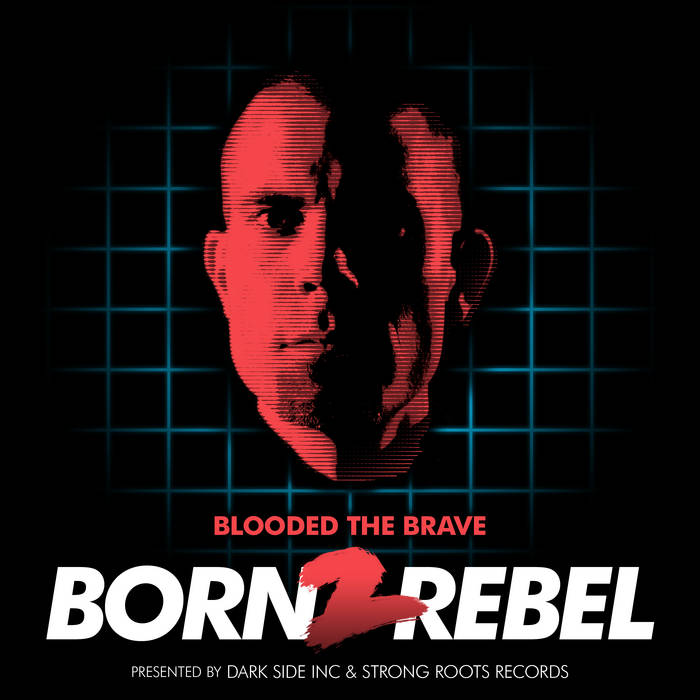 BORN 2 REBEL cover art