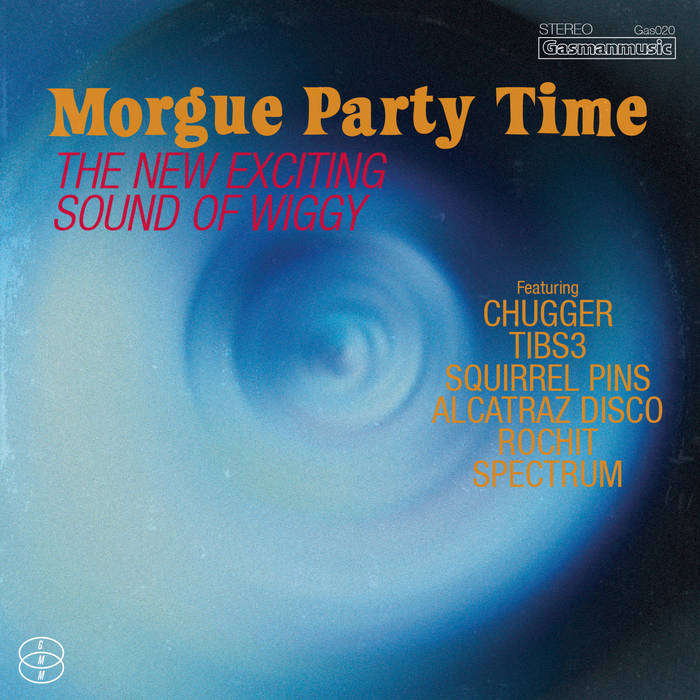 Morgue Party Time cover art