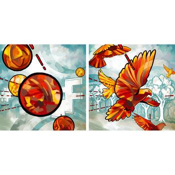 Antichamber Double-Album cover art