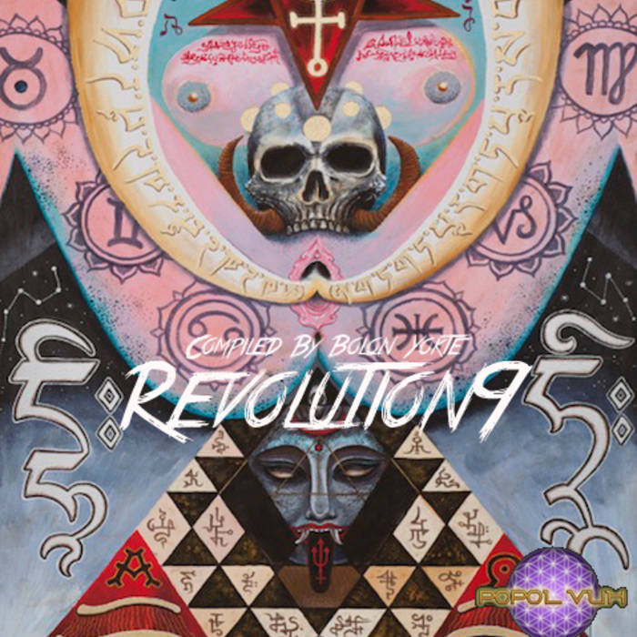 "V/A "" Revolution 9"" Compiled By Bolon Yokte cover art"