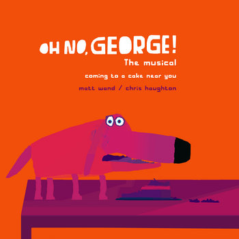 George-Cake-NO! cover art