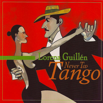Never Too Tango cover art