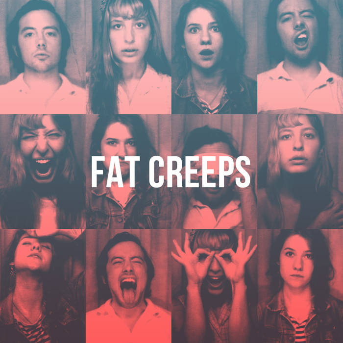 FAT CREEPS EP cover art