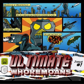 Ultimate Whoremoans #1 cover art