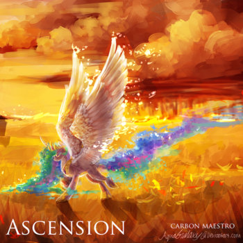 Ascension EP cover art