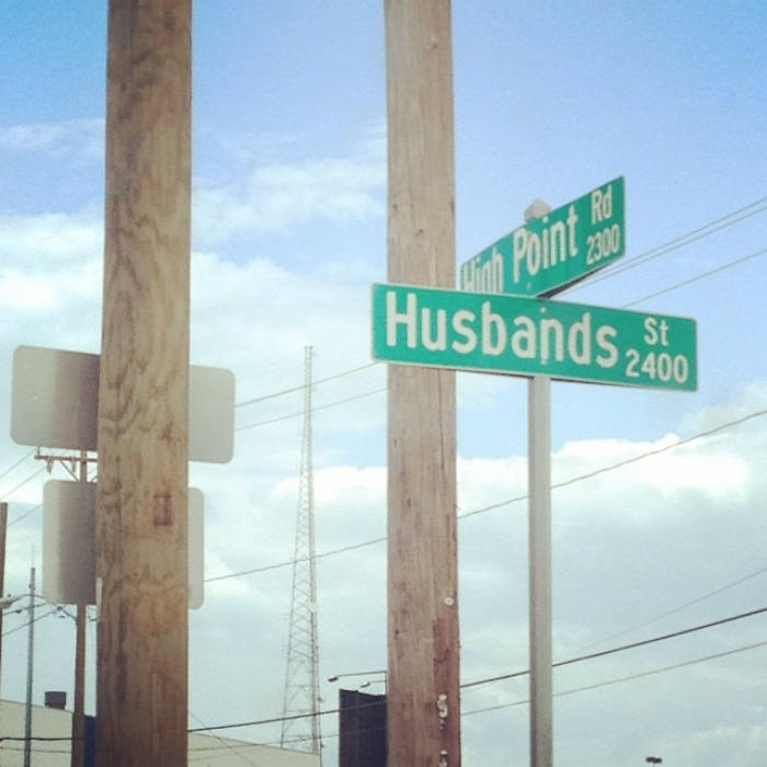 Husbands- Single cover art