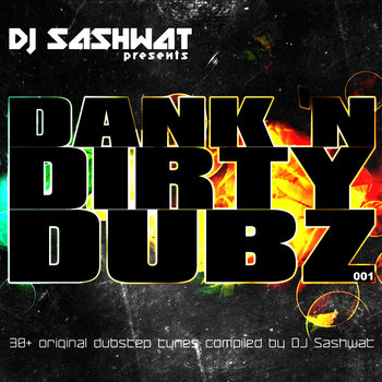 Dank 'N' Dirty Dubz Free Compilation [DANK001] cover art