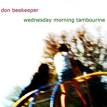 wednesday morning tambourine cover art
