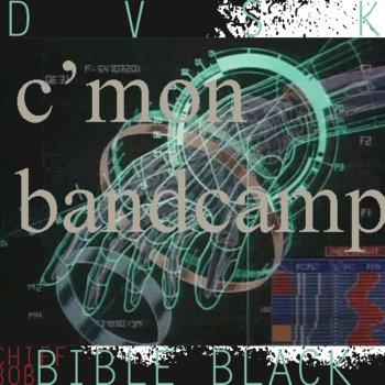 BIBLE BLACK cover art