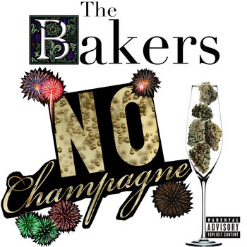 No Champagne (Single) cover art
