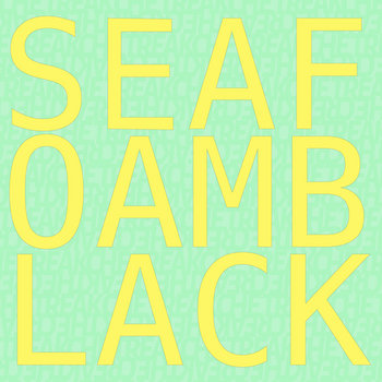 Seafoam Black (The Flame is Gone) cover art