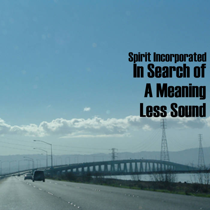 In Search of A Meaning Less Sound cover art