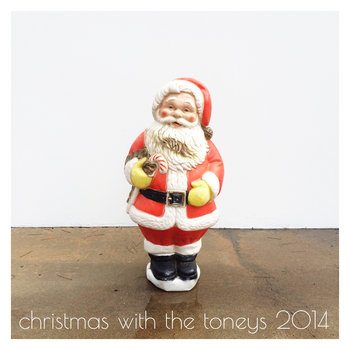 Christmas With the Toneys 2014 cover art