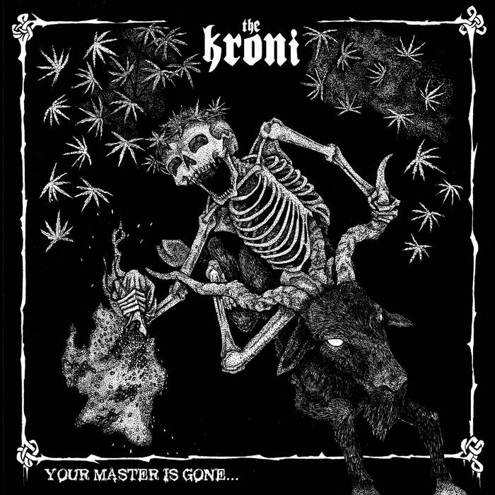 Your Master is Gone... cover art