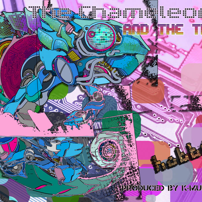 The Chameleon and The Thief cover art