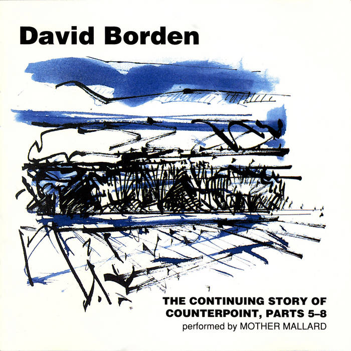 The Continuing Story of Counterpoint, Part 5-8 cover art