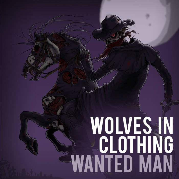 Wanted Man (Feat. Brother Terry) cover art