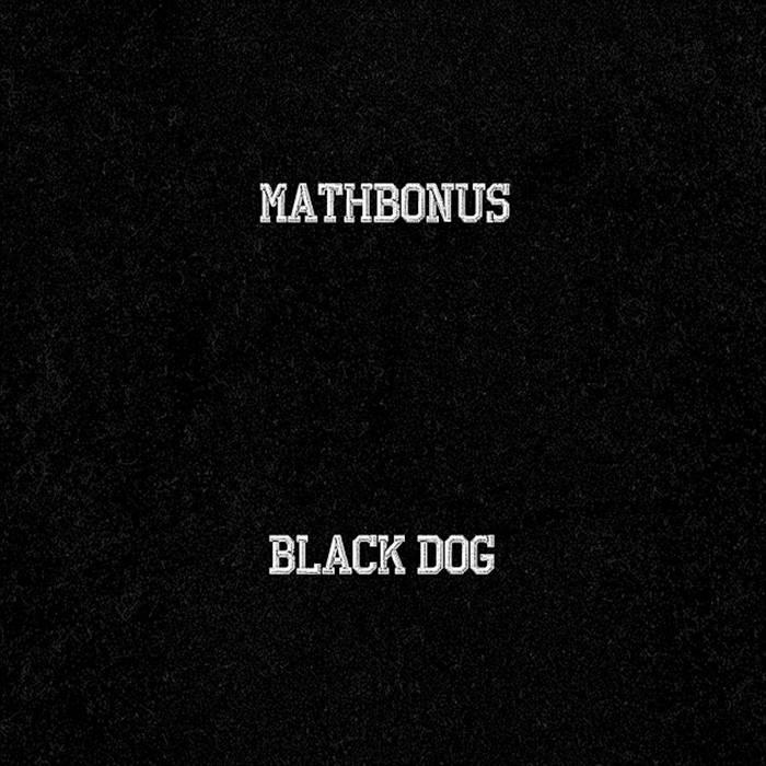 Black Dog LP cover art