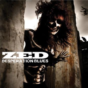 Desperation Blues cover art