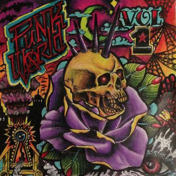 Punk World Vol :1 cover art