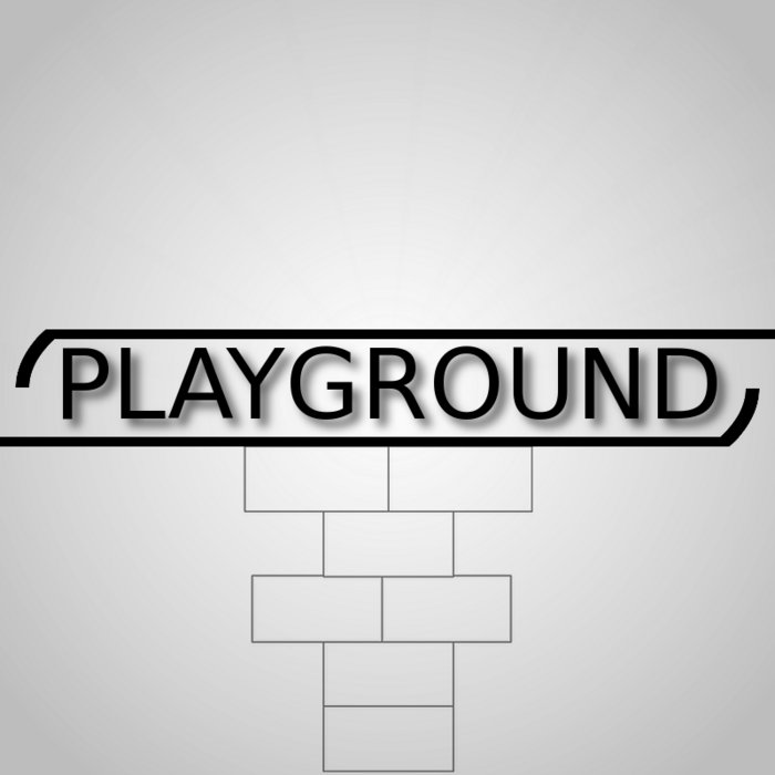 Playground EP cover art