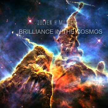BRILLIANCE IN THE COSMOS cover art