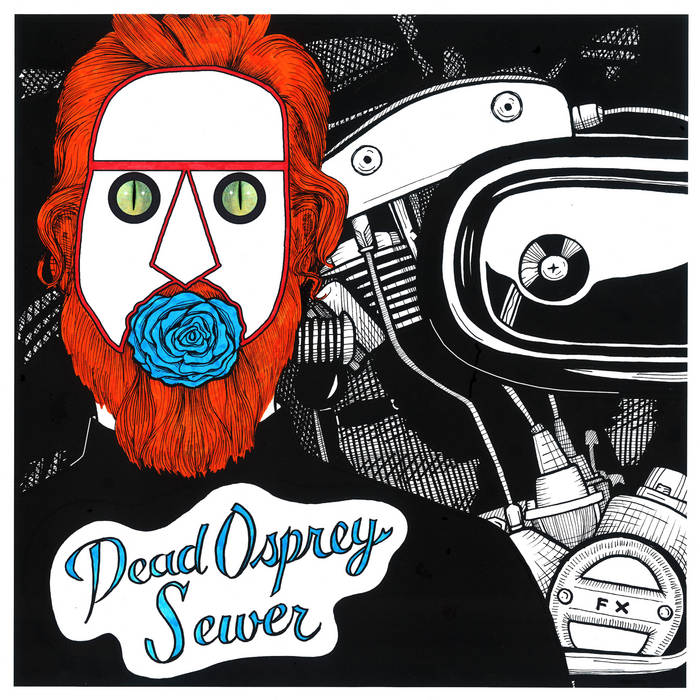 Dead Osprey Sewer cover art