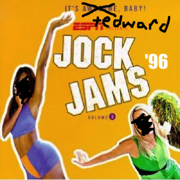 Jock Jams '96 cover art