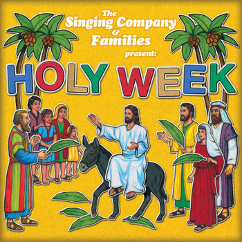 Holy Week cover art