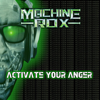ACTIVATE YOUR ANGER cover art
