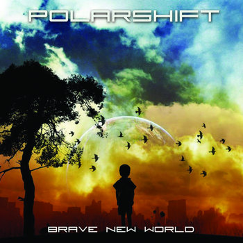 Brave New World EP cover art