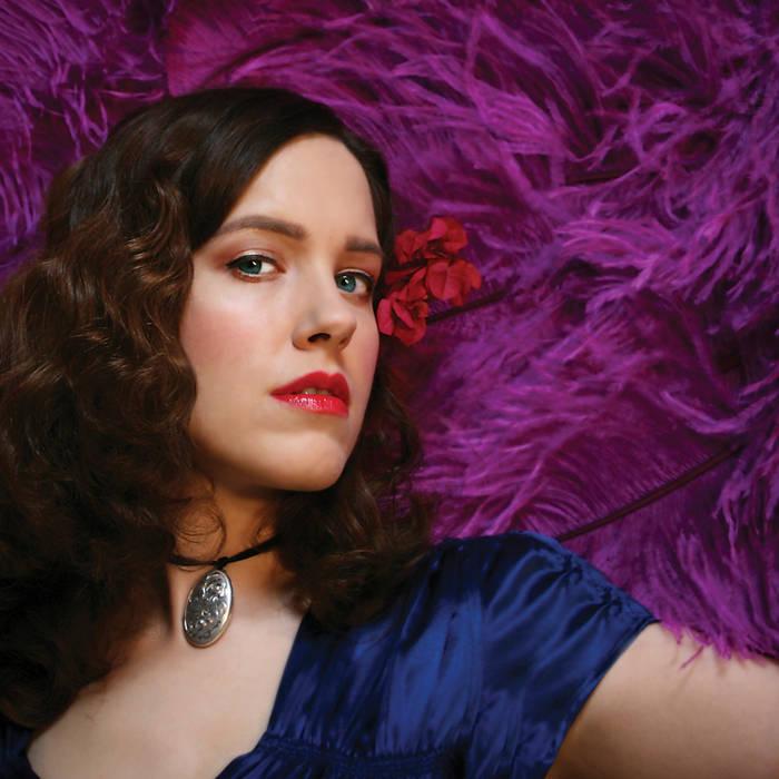 Marie Fleur- Jazzabilly Blues cover art