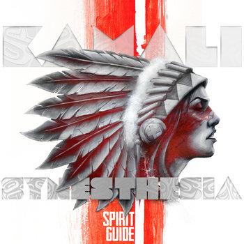 KAMALI (Spirit Guide) cover art