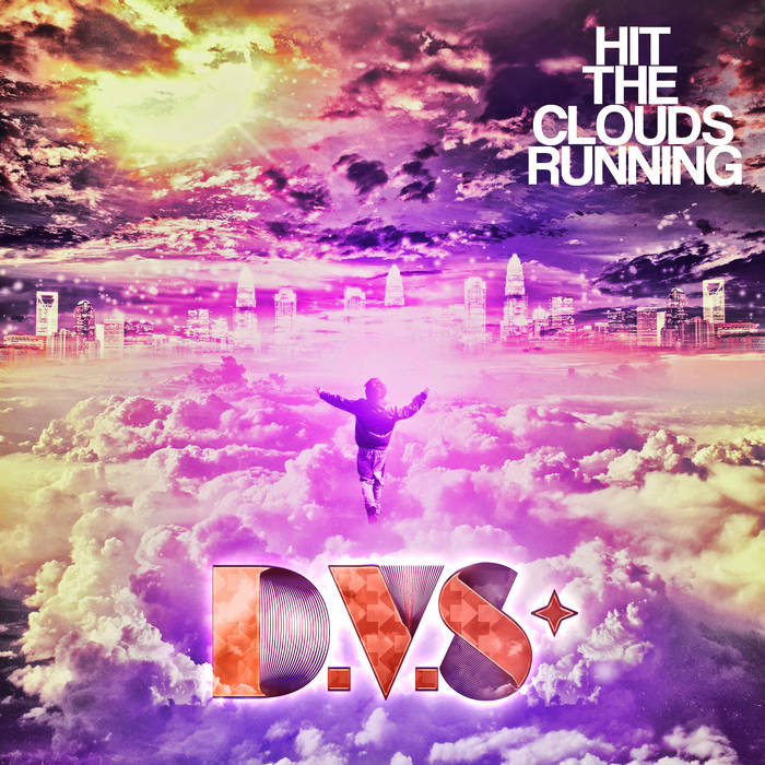 Hit The Clouds Running cover art