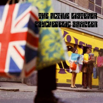 The Active Listener Psychedelic Sampler 3 cover art