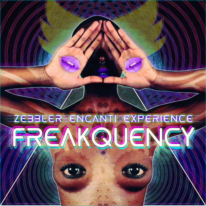 Freakquency cover art