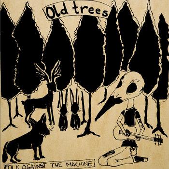 Folk Against The Machine cover art